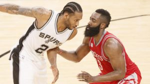 Rockets-Spurs preview: Harden vs. Kawhi headlines battle of Western heavyweights
