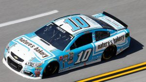 NASCAR team Stewart-Haas Racing and Nature's Bakery make amends