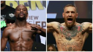 UFC chief 'pretty confident' on Mayweather vs. McGregor bout