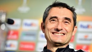 Barcelona appoints Valverde as new head coach