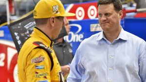NASCAR to keep 'open mind' about fourth stage, more points for crown jewels