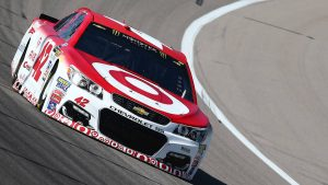 Monster Energy All-Star Race: Kyle Larson on pole for Saturday exhibition