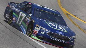 Ricky Stenhouse Jr. finding speed on NASCAR's short tracks