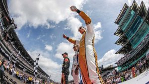 Helio Castroneves vows to never give up on dream of winning a fourth Indy 500