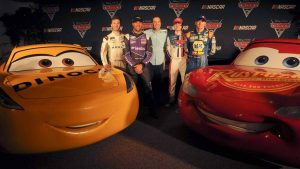 Is your favorite NASCAR driver going to be in 'Cars 3?'