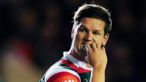 Freddie Burns: Leicester Tigers have been in 'some dark places', says departing fly-half