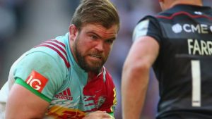 Rob Buchanan: Harlequins hooker extends contract at the Stoop