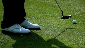 Golf to review use of green-reading equipment