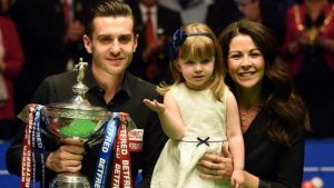 World champion Mark Selby delighted to match Davis, Hendry and O'Sullivan