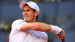 Andy Murray out in Madrid Open third round, beaten by Borna Coric