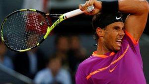 Nadal to face Djokovic in Madrid semi-finals