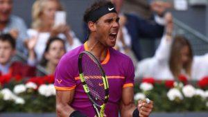 Madrid Open: Rafael Nadal beats Dominic Thiem to win fifth title