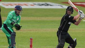 Tri-Nation Series: Ireland beaten by New Zealand in Dublin