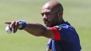 Tymal Mills: England T20 bowler signs Sussex contract extension