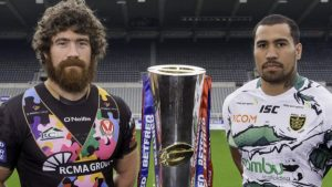 Super League Magic Weekend: Hull FC v St Helens
