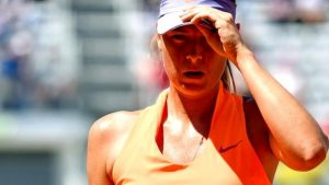 Maria Sharapova: French Open decides against giving former champion a wildcard