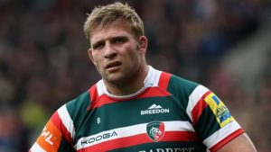 Tom Youngs: Leicester captain's bravery praised by head coach Matt O'Connor