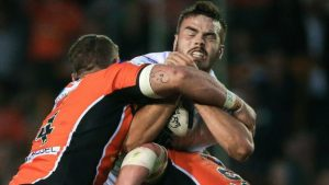 Ted and Jay Chapelhow: Widnes Vikings prop twins sign extended deals