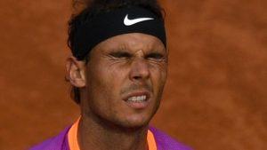 Italian Open: Rafael Nadal beaten by Dominic Thiem in quarter-finals