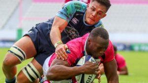 Stade Francais end Blues' Champions Cup hopes