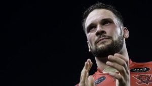 George Griffin: Salford Red Devils back row agrees new contract