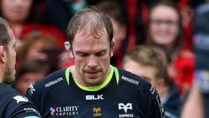 Ospreys must stop learning hard way about failure, says captain Alun Wyn Jones