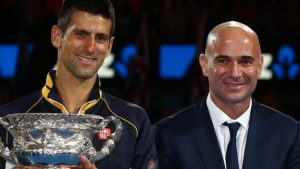 Djokovic hires Agassi as coach as he loses Italian Open final to Zverev