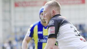 Lloyd Roby: Widnes Vikings winger extends contract until 2019