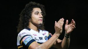 Ashton Golding: Leeds Rhinos full-back signs new five-year contract