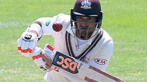 Essex v Surrey: Kumar Sangakkara hits fifth first-class century in succession