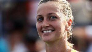 French Open 2017: Kvitova 'wins biggest fight' with comeback