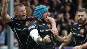 'It will be tight – but I fancy Exeter' – Guscott
