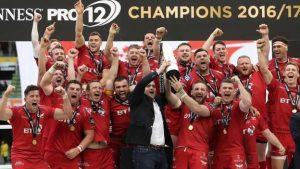 Pro12 final highlights: Munster 22-46 Scarlets