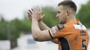 Super League: Leigh Centurions v Castleford Tigers (Mon)