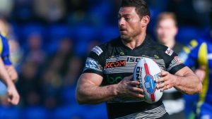 Mark Minichiello: Hull FC forward critical of Super League double-header