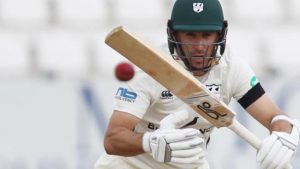 Northants v Worcestershire: Visitors win to keep pressure on leaders Notts