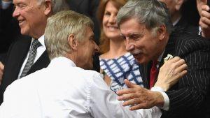 Arsenal boss Wenger meets owner Kroenke to decide future
