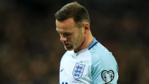 Southgate did not speak to Rooney before omission