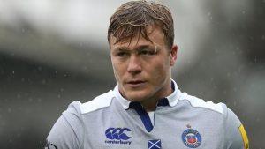 David Denton: Worcester sign Bath's 35-times capped Scotland international forward