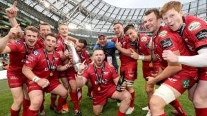 Jamie Roberts: Wales can learn from Scarlets, says tour captain