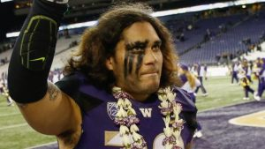 Psalm Wooching: Former Washington Huskies linebacker signs for Harlequins