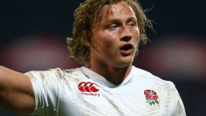 England's Tommy Taylor and Nick Schonert out of Argentina tour