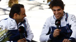 Felipe Massa defends Williams F1 teammate Lance Stroll amid 'rich kid' jabs
