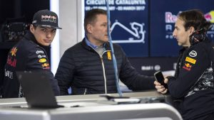 Red Bull Racing confirms official F1 role for Jos Verstappen