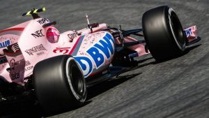 Small numbers mean big fine for Force India F1 team in Barcelona