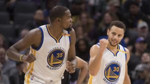 NBA Playoff odds: The Warriors are somehow even bigger second-round favorites than you think