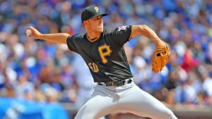 Pirates' Jameson Taillon returns to mound weeks after testicular cancer treatment