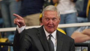 Report: Clippers attempting to lure Jerry West away from Warriors