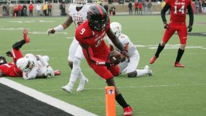 LSU gets richer: Texas Tech leading receiver announces transfer to Tigers