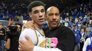 LaVar Ball is a lot of things, but a bad father doesn't appear to be one of them